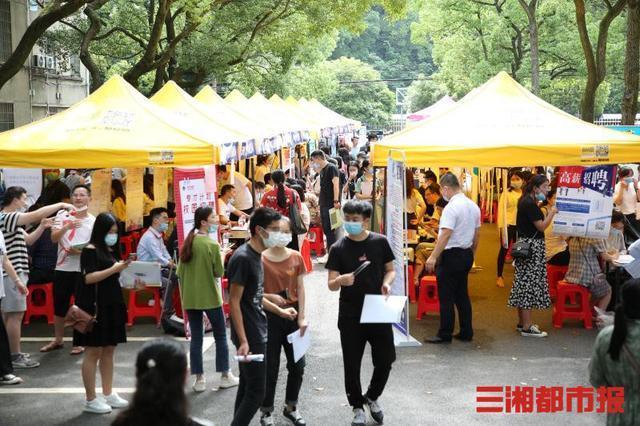 浙江海洋大学每周举行3场线下小型招聘会